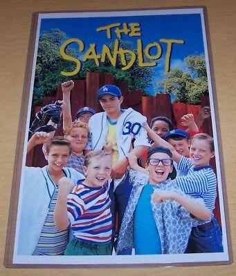 The Sandlot Baseball 11X17 Movie Poster DVD Version