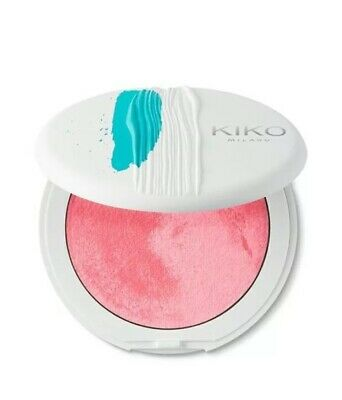 BRAND NEW BOXED KIKO MILANO BLENDING WAVE MULTICOLOUR BLUSH 04 ARTISTIC PINK