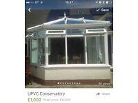 UPVC Victorian Conservatory 3.5m x 4m