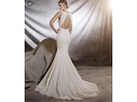 Pronovias Ornani Wedding Dress 8