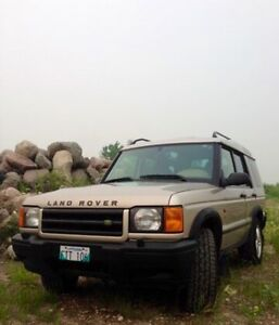 2002 Land Rover Discovery 2 SE