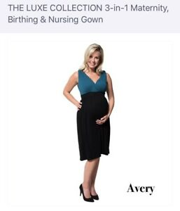 3 in 1 Dressed to Deliver Birthing Gown