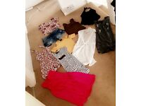 Size 8 Summer chlothes bundle