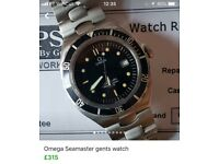 Genuine Omega gents watch