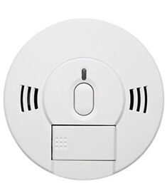 Kidde 10SCO Combination Smoke and Carbon Monoxide Alarm with Voice Notification