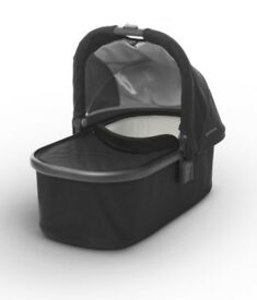 Uppababy Vista carrycot - BRAND NEW - black (Jake)