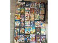 Children and family DVDs