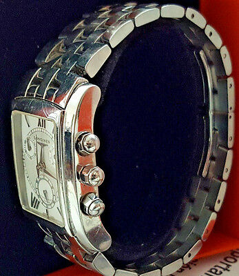 Longines DolceVita Men's Stainless Steel Chronograph Watch. 29037758. L5 656 4.