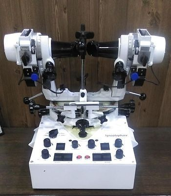 Synoptophore Optometry Equipment Supplies Lab-248