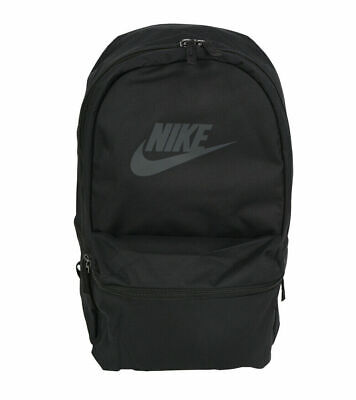 Nike Heritage Backpack Sports Bags School Outdoor Travel Casual Black BA5749-010