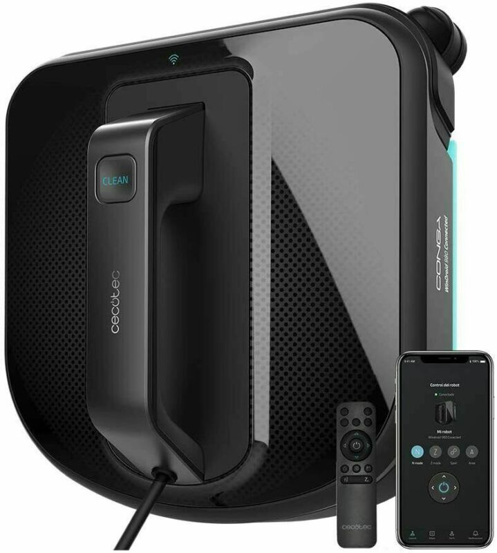 CECOTEC WinDroid 980 Connected window cleaner