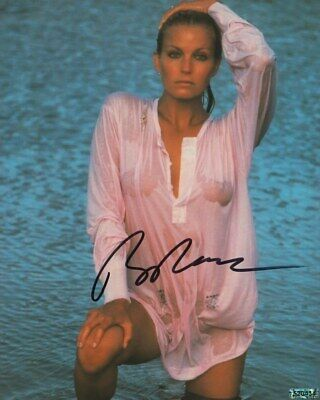 Bo Derek 8 X 10 Autographed Photo COA Actress 10 Tarzan The Ape Man Bolero - $35.79