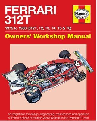 HAYNES MANUALS Ferrari 312T Owners' Workshop Manual