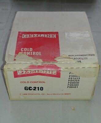 Запчасти и аксессуары Genuine Gemline GC-210