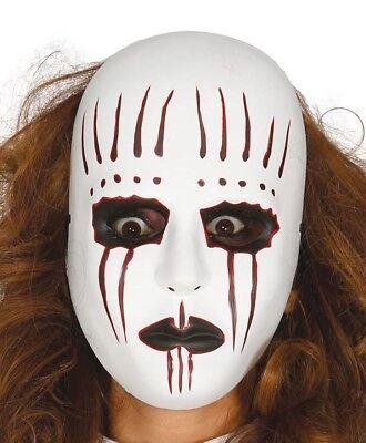 Erwachsene Slipknot Joey Jordison Halloween Kostüm Kostüm Zubehör Gesichtsmaske