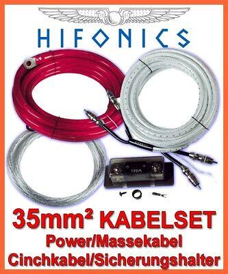 Hifonics HF35 WK 35mm² Kabelset