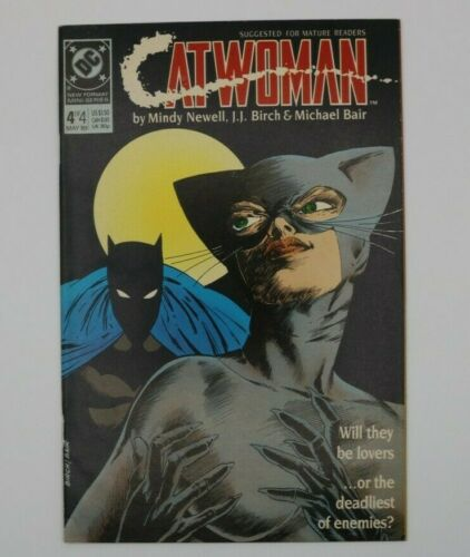 Catwoman 4 1989