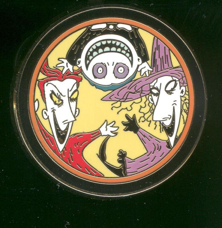 Best Friends Mystery Pack Lock Shock and Barrel Disney Pin 90187