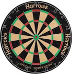 Harrows Official Competition Bristle dartbord (Gratis