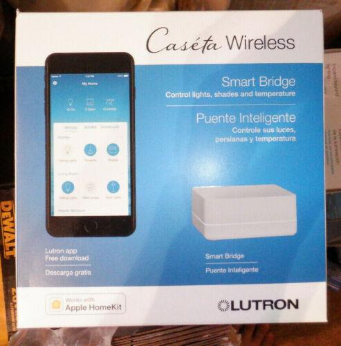 Lutron Caseta Wireless Smart Bridge Model #L-BDG2-WH