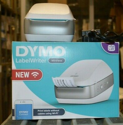 Dymo Wireless Labelwriter In White
