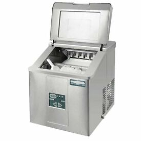 Countertop Ice Machine 17kg Output
