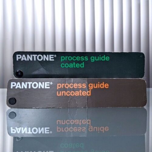 Pantone SWOP Process Uncoated & Coated Color Guide