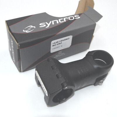 Syncros Bear Hug Race Hinged Vorbau  80mm 31,8mm ()