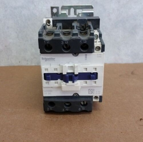 Schneider LC1D50 Contactor - Lot #2