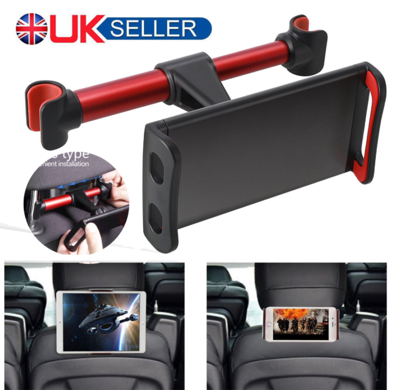 Universal Car Back Seat Holder Mount Headrest For iPhone iPa