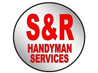 S&R Handyman. No job too small so just give us a call.