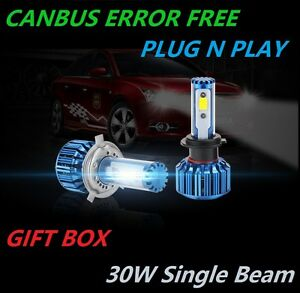 Plug n Play CANBUS LED Kit for NISSAN Skyline R33 Coupe 93-98 Hi Beam N193JH
