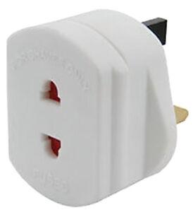 EU-2-Pin-To-3-Pin-UK-Electric-Shaver-Toothbrush-Travel-Plug-Adaptor