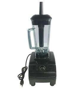 110V 3 Speed Commercial Fruit Smoothie Blender Juice Mixer Ice Crusher 025060