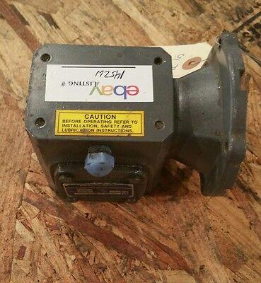 Boston Gear F710-5-b4-g Speed Reducer Gearbox 51 Ratio  1452w