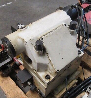 Daewoo Tailstock Assy. Removed From Puma 200 Cnc Lathe Tail Stock