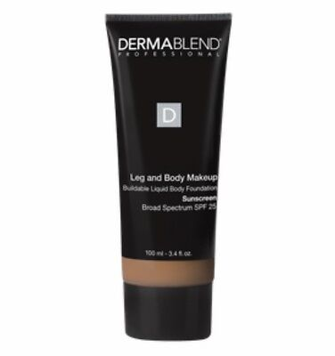 Dermablend Leg & Body Makeup SPF 25 in Tan Honey 45W - 3.4 oz