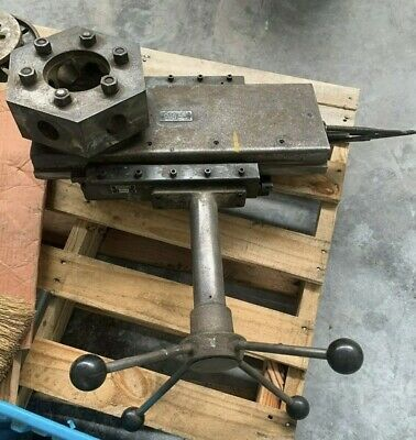 Clausing Colchester 15 X 50 Lathe Turret Attachment