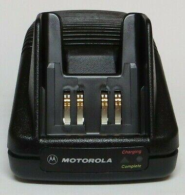Motorola Ntn7209a Charger For Ht1000 Mt2000 Jt1000 Xts30005000 Xts15002500