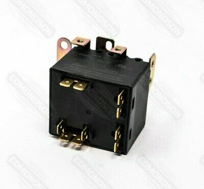 Supco 9066 Potential Relay 395 Continuous Coil Voltage