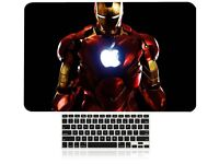 💖👑✔️New IronMan Hardshell Matte Case Keyboard Cover For Macbook Air 12"