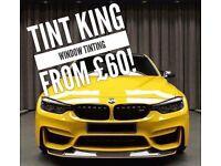Window Tinting @ Tint King