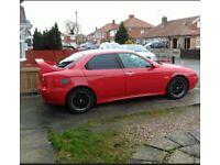 Alfa Romeo 156 Tspark