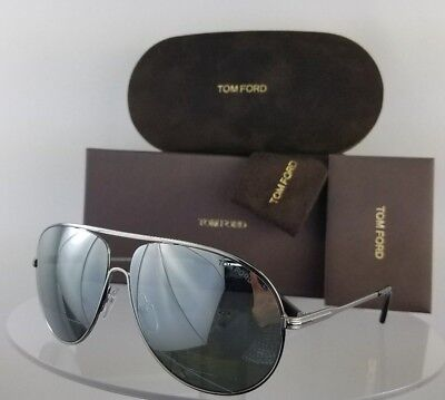 Brand New Authentic Tom Ford Sunglasses FT TF 450 Cliff 14C 61mm Frame TF0450