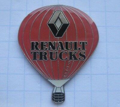 RENAULT TRUCKS ...................... Ballon / Auto - Pin (110k)
