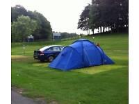 Highland trail - Texas 4 man tent