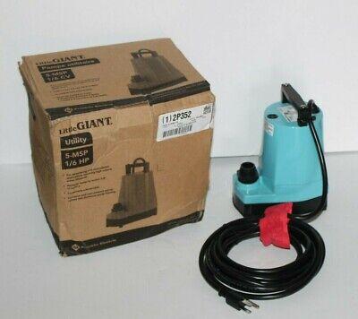 Little Giant 5-msp-18 16hp Utility Sump Pump