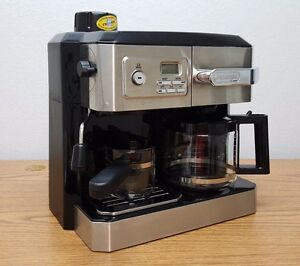 bination Coffee Espresso Machine
