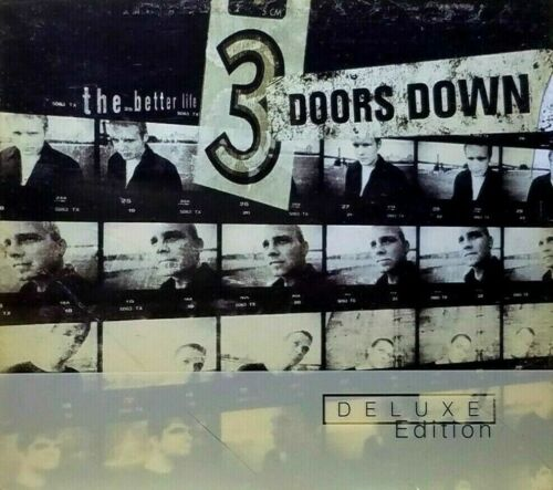 3 Doors Down The Better Life Deluxe Edition (2 CD's)