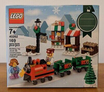 Lego Holiday 40262 Christmas Train Ride - New Sealed 2017